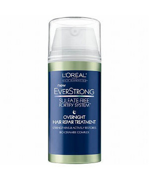 L'Oréal EverStrong Overnight Repair Treatment