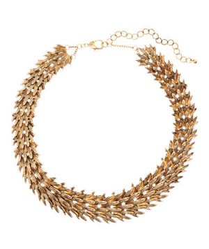 Gehry necklace by Gemma Simone