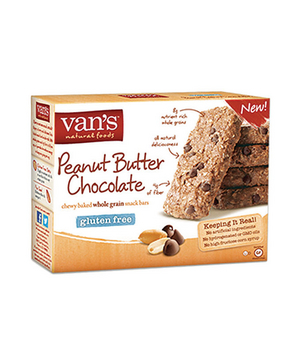 Van's Natural Foods Peanut Butter Chocolate