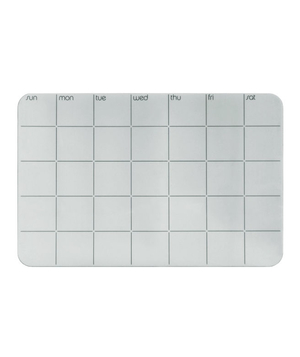 Stick It! silicone monthly planner