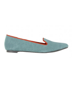 Mia Shoes Bardot Smoking Slipper