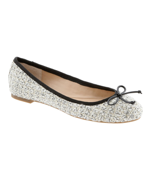 Banana Republic Ashley Bow Ballet Flat