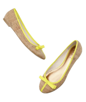 Loft Madalyn Bow Ballet Flats