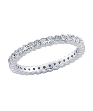 Dana Rebecca Designs wedding band