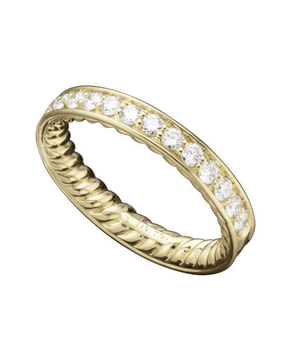 David Yurman Diamond Eternity Band