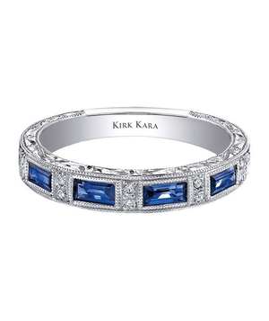 Kirk Kara wedding band