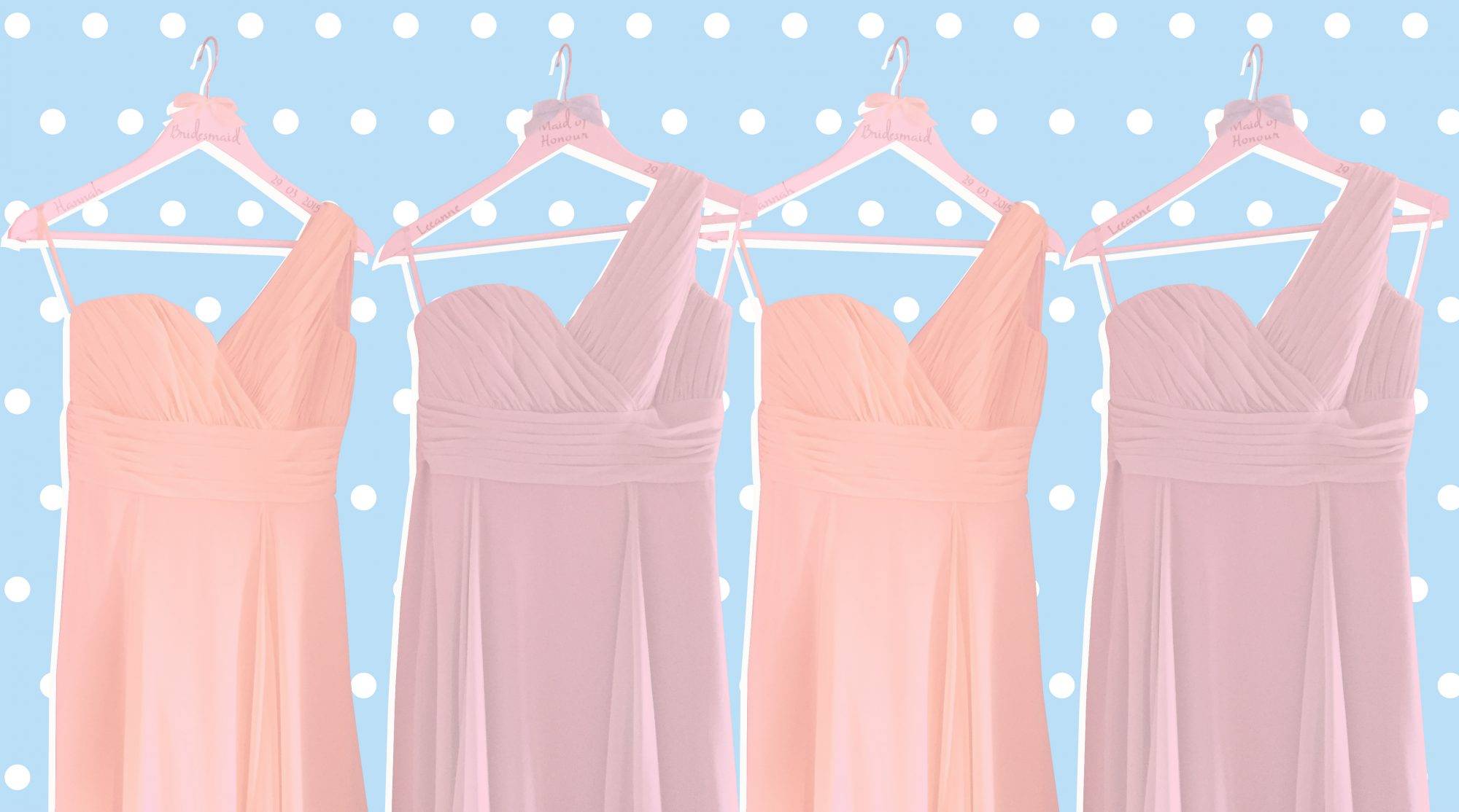 6 Essential Bridesmaid Dress Shopping Tips