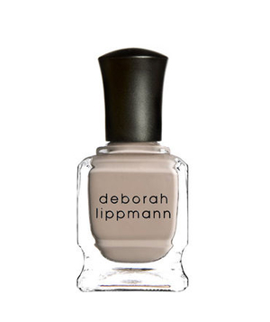 Deborah Lippmann nail lacquer in Fashion