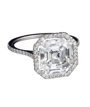 Martin Katz Engagement Ring