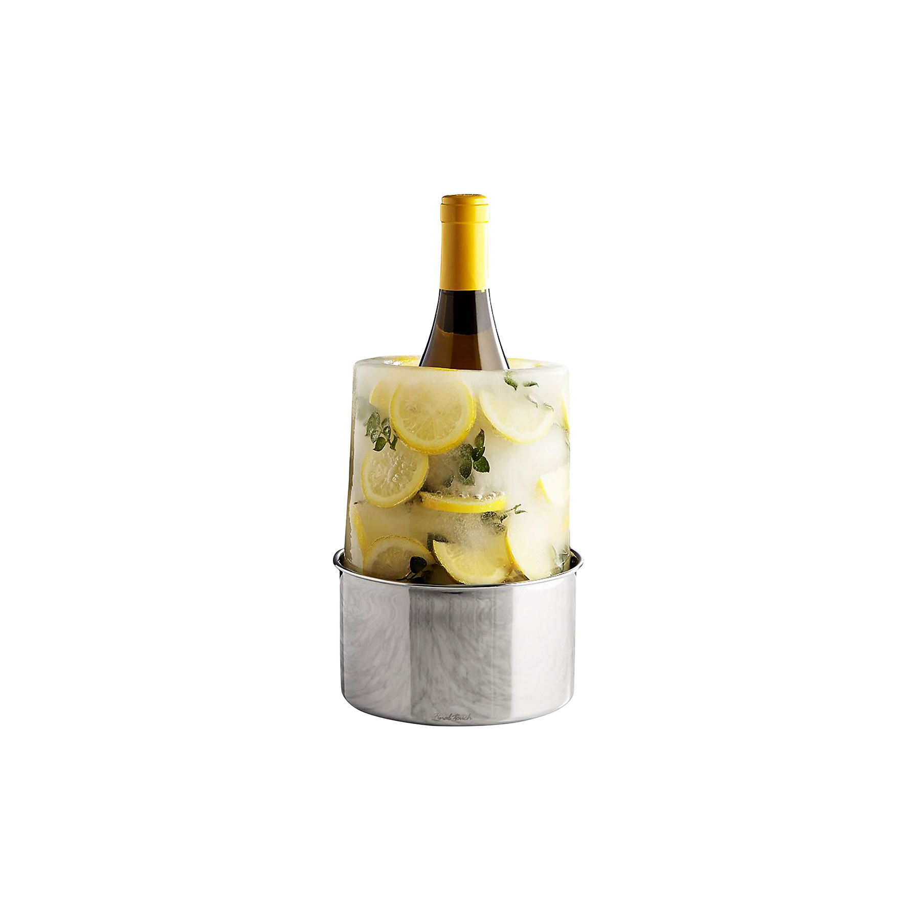 Ice Mold/Wine Bottle Chiller