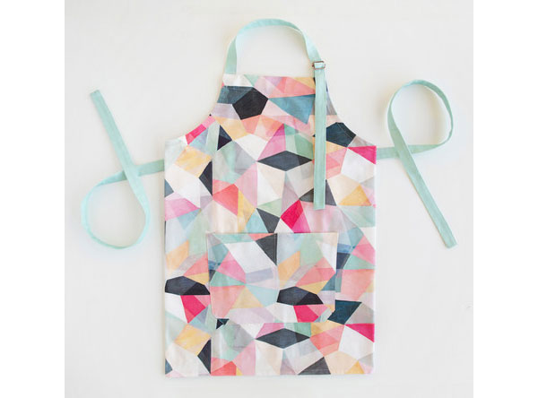 Mother's Day gift: colorful apron