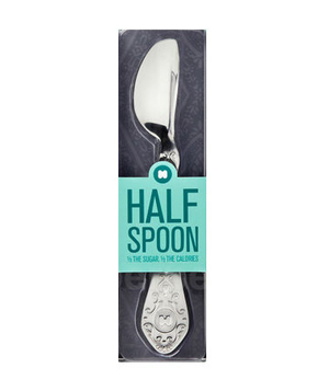 Half (the Calories) Spoon