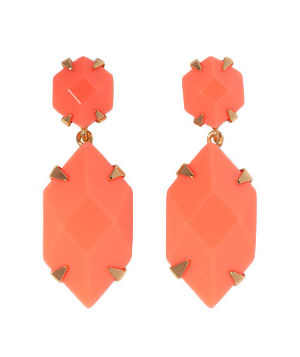 Vince Camuto Stone Drop Earrings