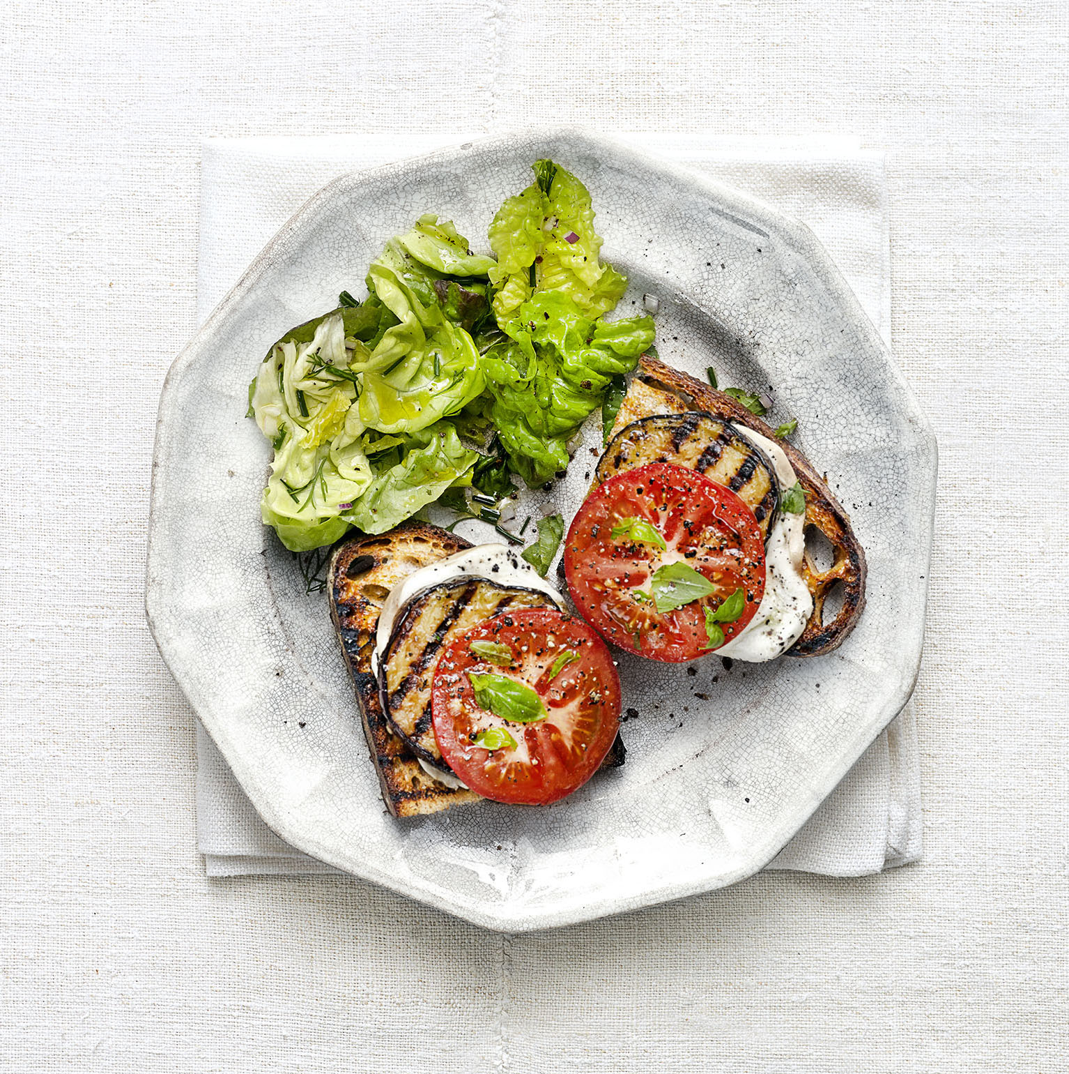 grilled-eggplant-smoked-mozzarella-melts