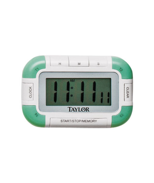 Taylor four-event digital timer