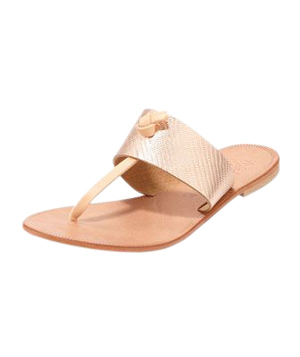 Joie Nice T-Strap Thong Flat Sandal
