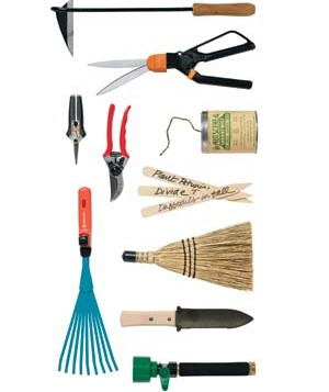 17 tools every gardener should own real simple for Tools and equipment in planting