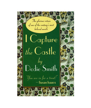 I Capture the Castle, by Dodie Smith