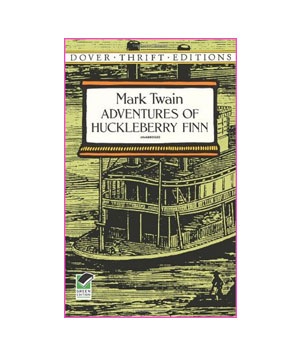 Adventures of Huckleberry Finn, by Mark Twain