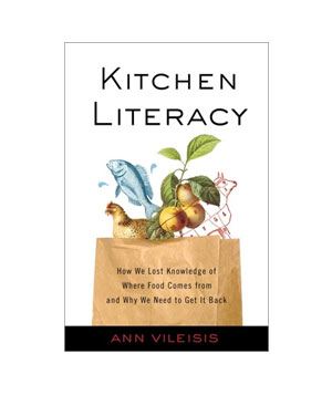 Kitchen Literacy by Ann Vilesis