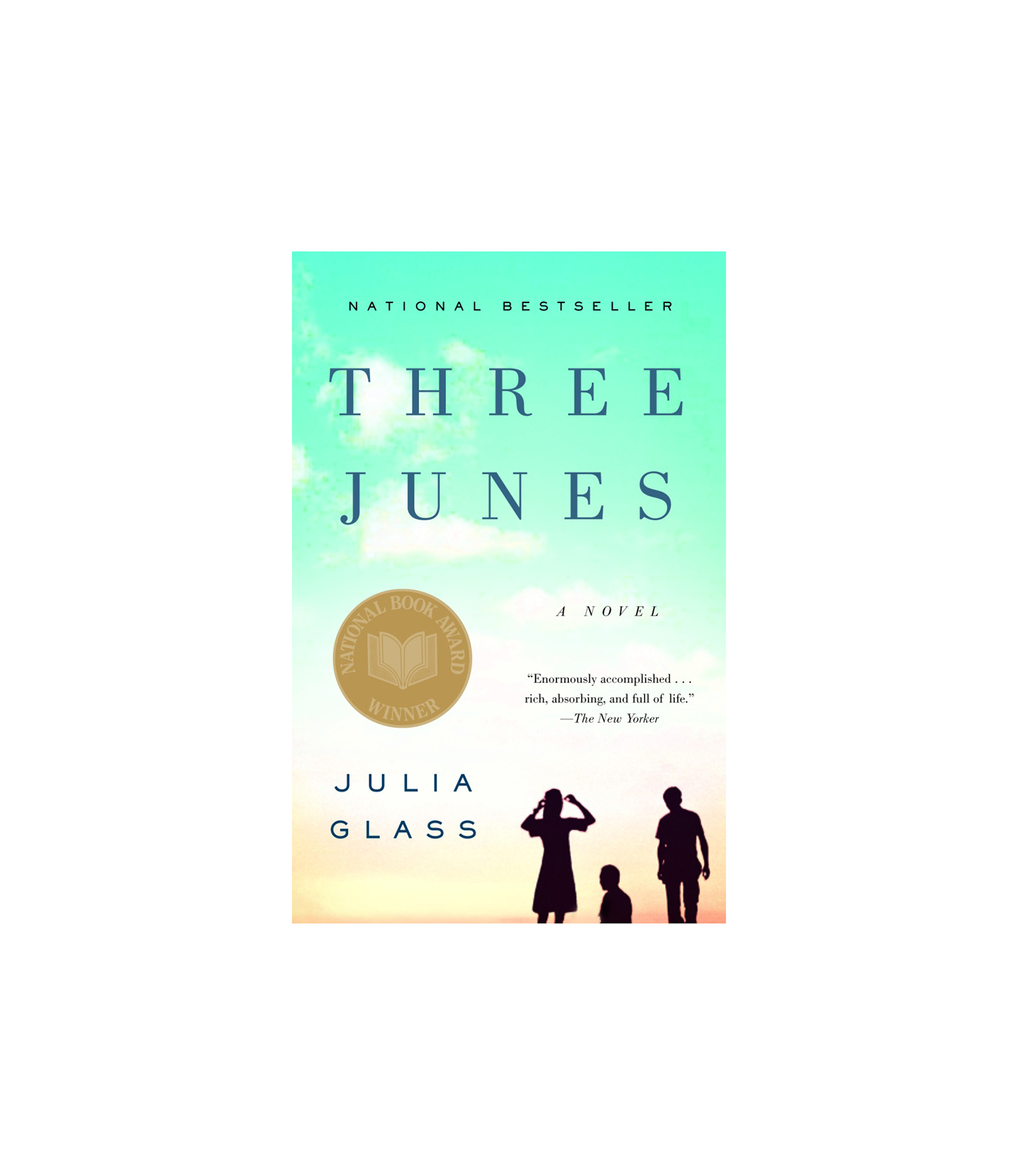 Three Junes, by Julia Glass