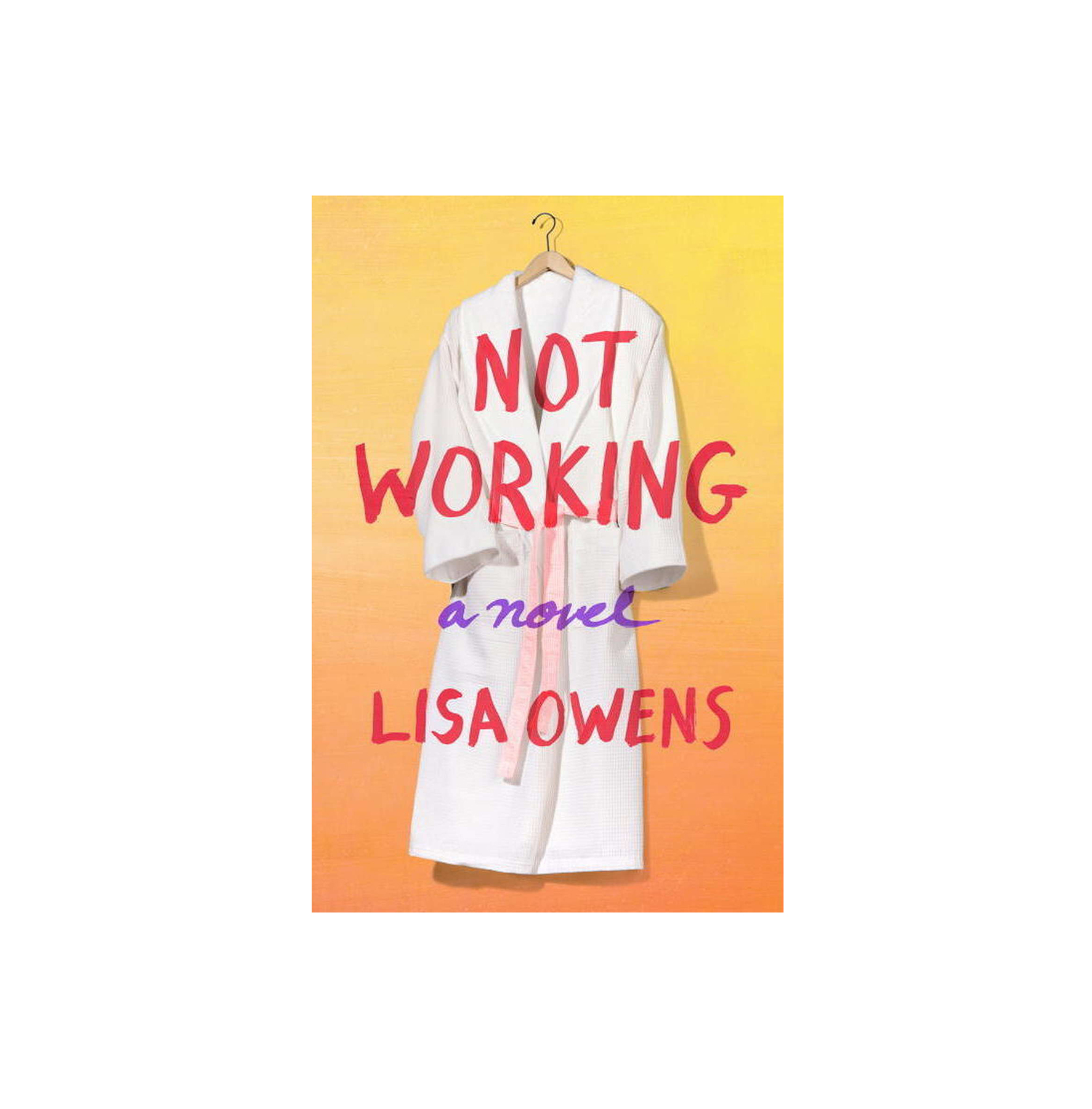 Not Working, by Lisa Owens