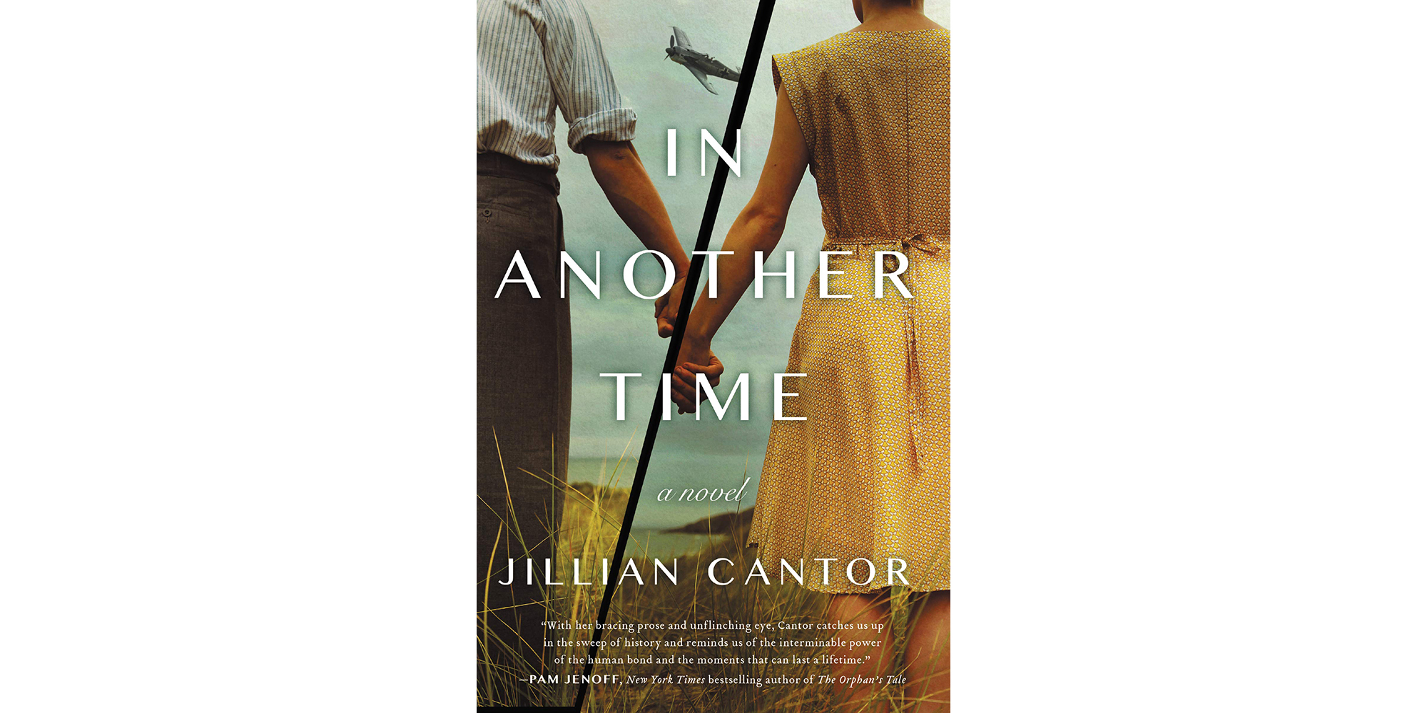 Cover of In Another Time, by Jillian Cantor
