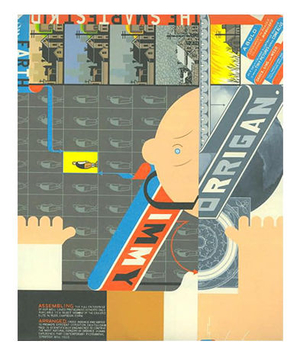Jimmy Corrigan: The Smartest Kid on Earth, by Chris Ware