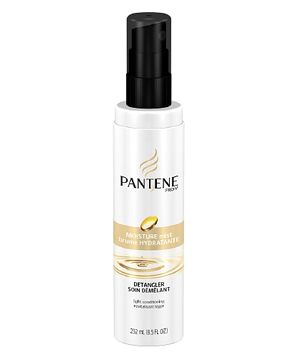 Pantene Pro-V Moisture Mist Hair Detangler Light Conditioning