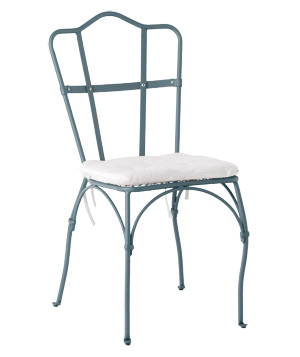 Terrain Iron Conservatory Chair