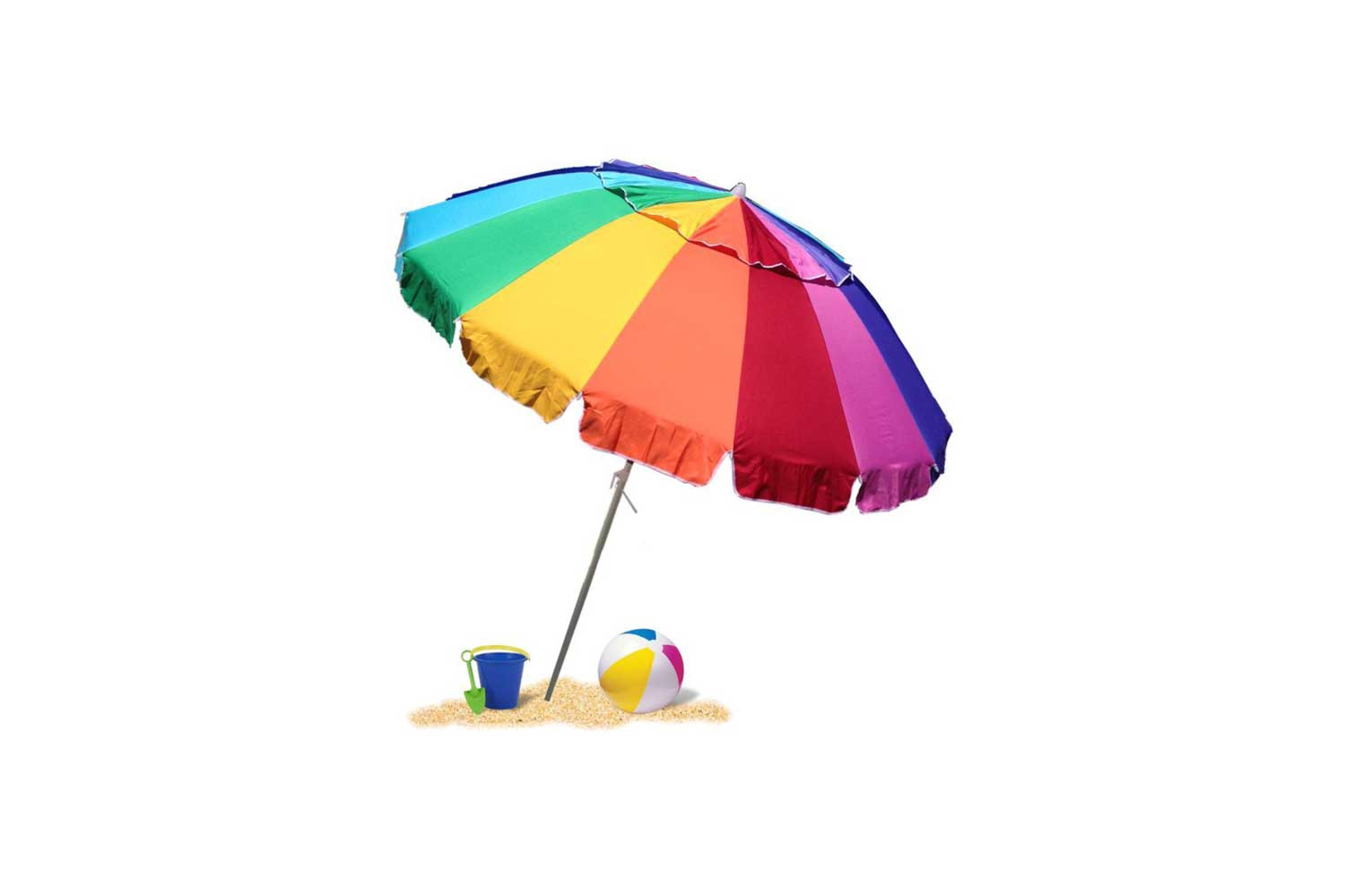 6 Modern Summer Umbrellas Real Simple