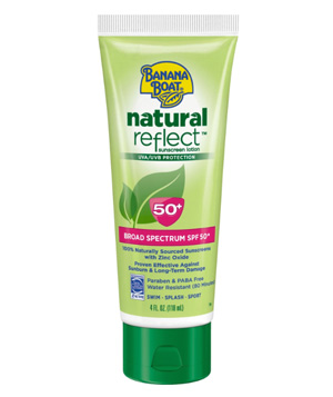 Banana Boat Natural Reflect Sunscreen SPF 50