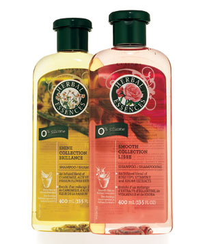 Clairol Herbal Essences Shine Shampoo and Conditioner