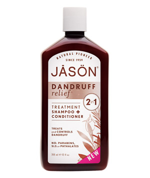 Jason Dandruff Relief Treatment Shampoo and Conditioner