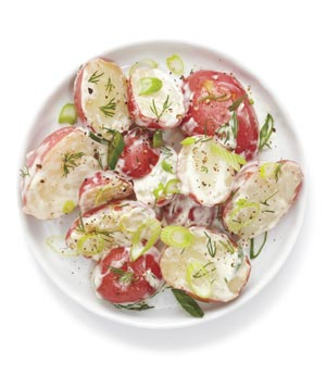 Creamy Dill Potato Salad