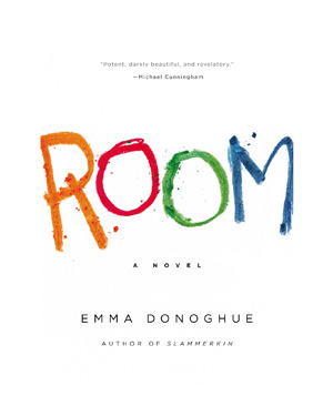 Room, by Emma Donoghue