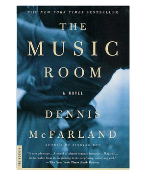The Music Room, by Dennis McFarland