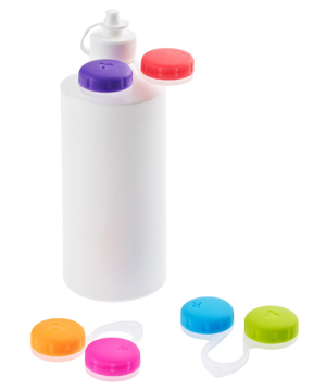 Kabaclip Contact Lens Case