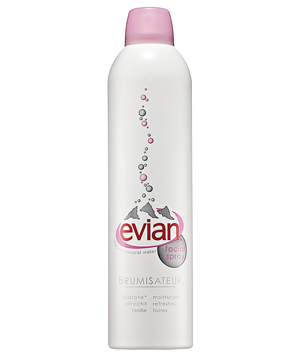 Evian Large Mineral Water Spray