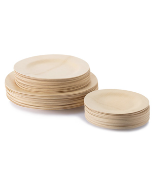 Bambu Veneerware Plate  sc 1 st  Real Simple & The Best Disposable Plates Bowls and Dinnerware | Real Simple