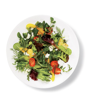 10 Quick and Easy Green Salad Recipes