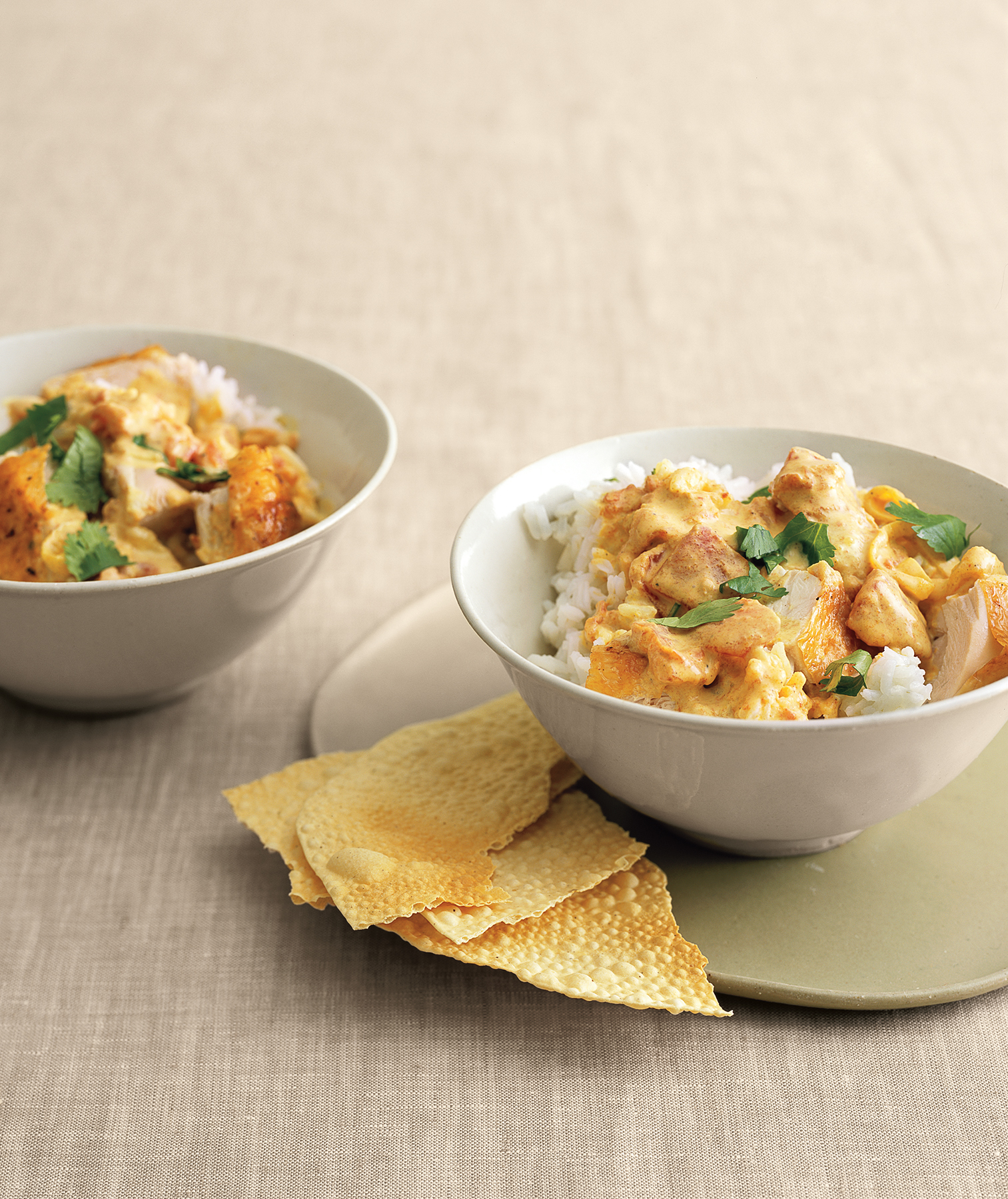Chicken Curry in a Hurry, one of Real Simple's easy Indian recipes