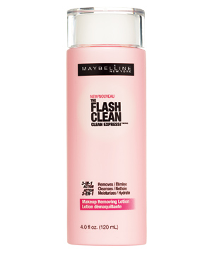 Maybelline New York Clean Express! The Flash Clean Makeup Removing Lotion