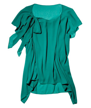 Emerald Green Clothing and Jewelry