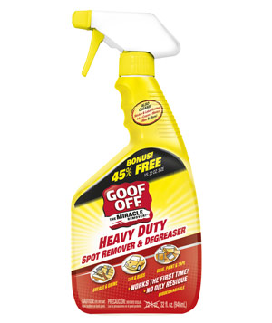 Goof Off Heavy Duty Spot Remover and Degreaser