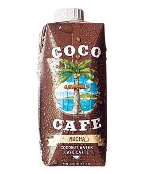 Coco Cafe Mocha Coconut Water