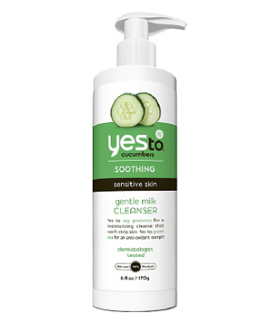 Yes to Cucumbers Gentle Milk Cleanser