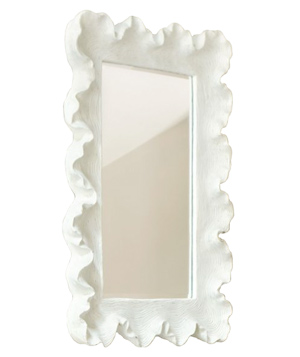 Atoll Rectangular Mirror