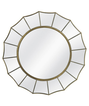 Threshold Starburst Mirror