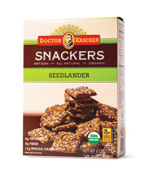 Doctor Kracker Seedlander Snackers (box)